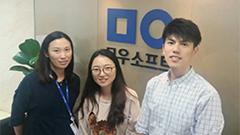 パートナー企業紹介シリーズ第1弾:MOUsoftさん訪問記(韓国)